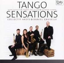 Collectif Arsys - Tango Sensations, CD