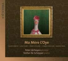 Peter Verhoyen - Ma Mere L'Oye, CD