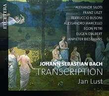 Johann Sebastian Bach (1685-1750): Transkriptionen für Klavier, 2 CDs