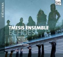 Tmesis Ensemble - Echoes, CD