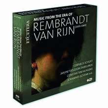 Music from the Era of Rembrandt van Rijn (1606-1969), 4 CDs