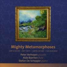 Peter Verhoyen - Mighty Metamorphoses, CD