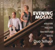 Duo Telluur - Evening Mosaic, CD