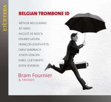 Bram Fournier & Friends - Belgian Trombone ID, CD