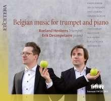 Belgische Musik für Trompete & Klavier, CD