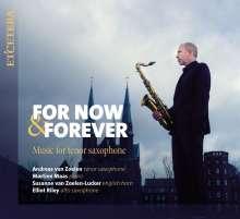 Andreas van Zoelen - For now & forever, CD