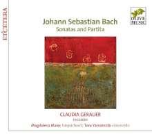 Johann Sebastian Bach (1685-1750): Flötensonaten BWV 1030 & 1034, CD