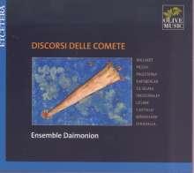 Ensemble Daimonion - Discorsi Delle Comete, CD