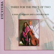 Musik für Cello & Kontrabaß, CD