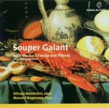 "Musik für Oboe & Harfe ""Souper Galant"", CD"