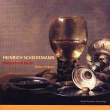 Heinrich Scheidemann (1596-1663): Cembalowerke, CD