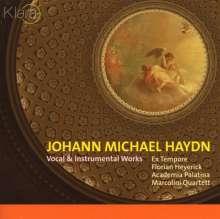 Michael Haydn (1737-1806): Missa Tempore Quadragesimae, CD