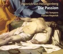 Heinrich von Herzogenberg (1843-1900): Die Passion op.93, 2 CDs