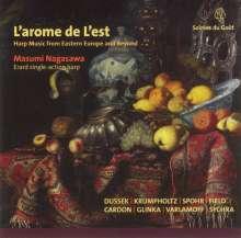 """Masumi Nagasawa - """"L'arome de L'est"""", CD"""