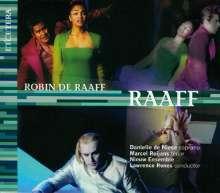 Robin de Raaff (geb. 1968): Raaff (Oper in 2 Akten mit Epilog), CD