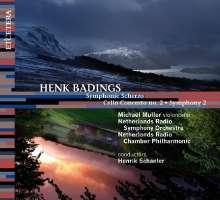 Henk Badings (1907-1987): Symphonien Nr.2, CD