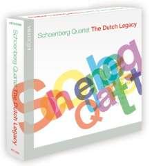 Schoenberg Quartet - The Dutch Legacy, 4 CDs