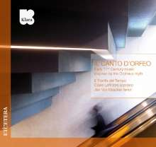 Il Canto D'Orfeo, CD