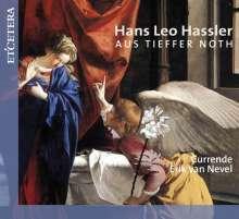Hans Leo Hassler (1564-1612): Geistliche & weltliche Vokalwerke, 2 CDs