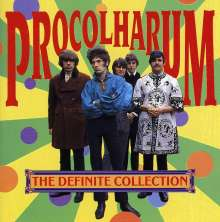 Procol Harum: The Definite Collection, CD