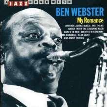 Ben Webster (1909-1973): My Romance, CD
