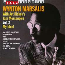 Wynton Marsalis (geb. 1961): My Ideal Vol.2 - Live, CD