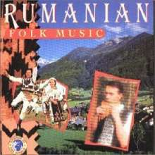 Various Artists: Rumanian Folk Music, CD