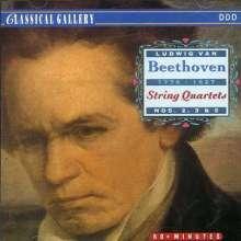 Ludwig van Beethoven (1770-1827): Streichquartette Nr.2,3,5, CD