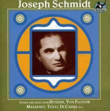 Joseph Schmidt singt Arien, CD