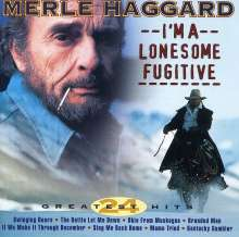 Merle Haggard: I'm A Lonesome Fugitive, CD
