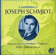 Joseph Schmidt singt Arien & Lieder, CD