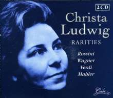 Christa Ludwig - Rarities, 2 CDs
