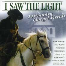 I Saw The Light - 24 Country Gospel, CD
