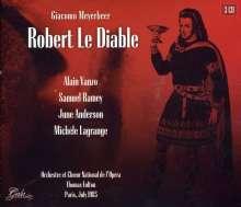 Giacomo Meyerbeer (1791-1864): Robert le Diable, 3 CDs