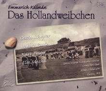 Emmerich Kalman (1882-1953): Das Hollandweibchen, 2 CDs