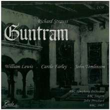 Richard Strauss (1864-1949): Guntram, 2 CDs