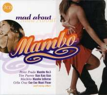 Mad About Mambo, 3 CDs