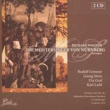 Richard Wagner (1813-1883): Die Meistersinger von Nürnberg, 2 CDs