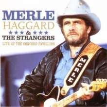 Merle Haggard: Live At The Concord Pavillion, CD