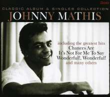 Johnny Mathis: Classic Album & Singles Collection, 3 CDs