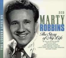 Marty Robbins: The Story Of My Life, 3 CDs