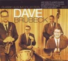 Dave Brubeck (1920-2012): Classic Album Collection, 3 CDs