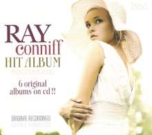 Ray Conniff: Hit Album Collection, 3 CDs