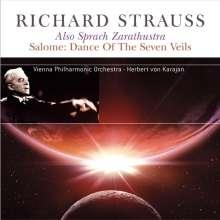 Richard Strauss (1864-1949): Also sprach Zarathustra op.30 (180g), LP
