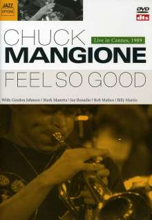 Chuck Mangione (geb. 1940): Feels So Good: Live In Cannes 1989, DVD
