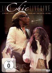 Chic: Live At Paradiso Amsterdam 2005, DVD