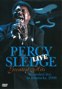 Percy Sledge: Greatest Hits: Live 2006, DVD