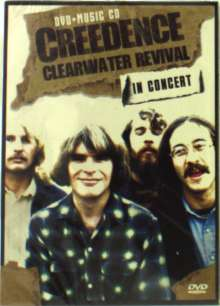 Creedence Clearwater Revival: In Concert (DVD + CD), 2 DVDs