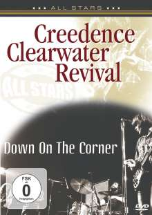 Creedence Clearwater Revival: Down On The Corner: In Concert, DVD