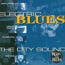 Electric Blues - The City Sound, CD